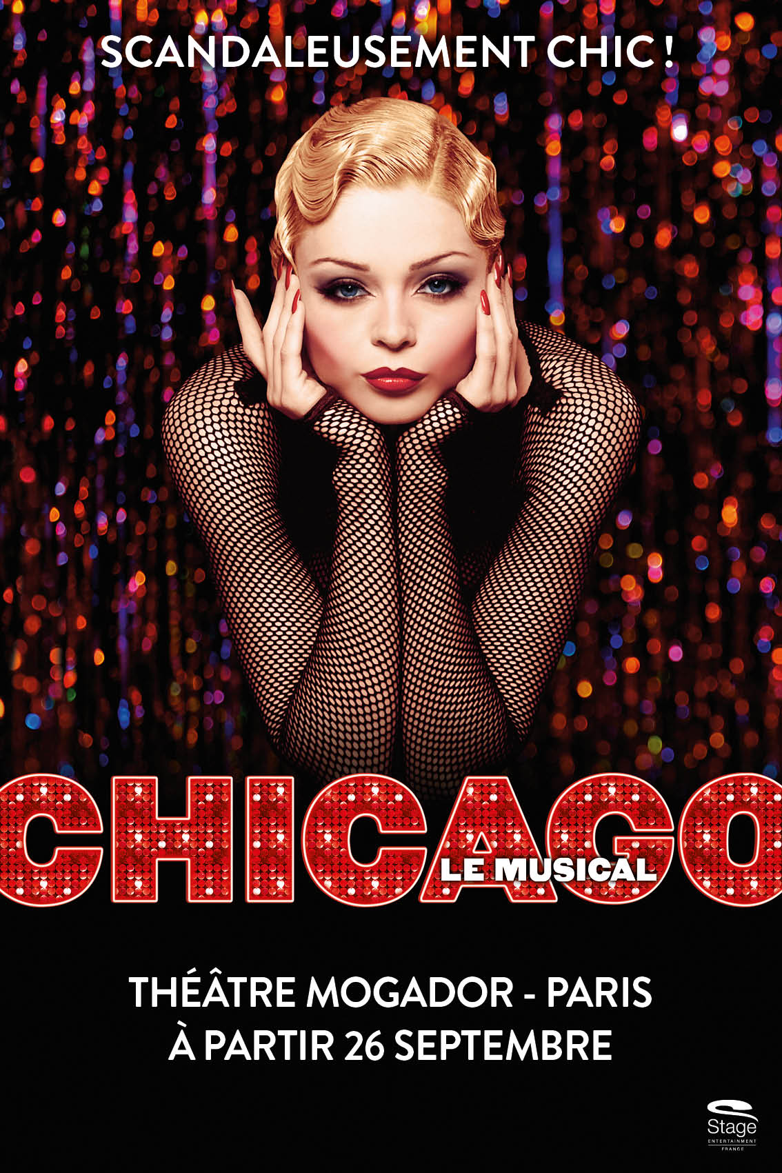 CHICAGO AU THEATRE MOGADOR