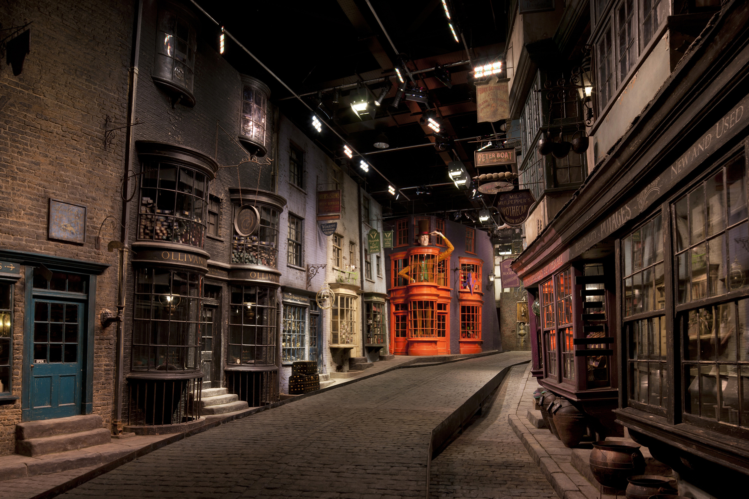 WEEK-END HARRY POTTER A LONDRES