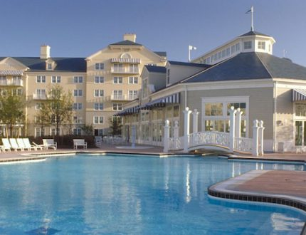 WEEK-END DISNEYLAND PARIS – Newport Bay Club****