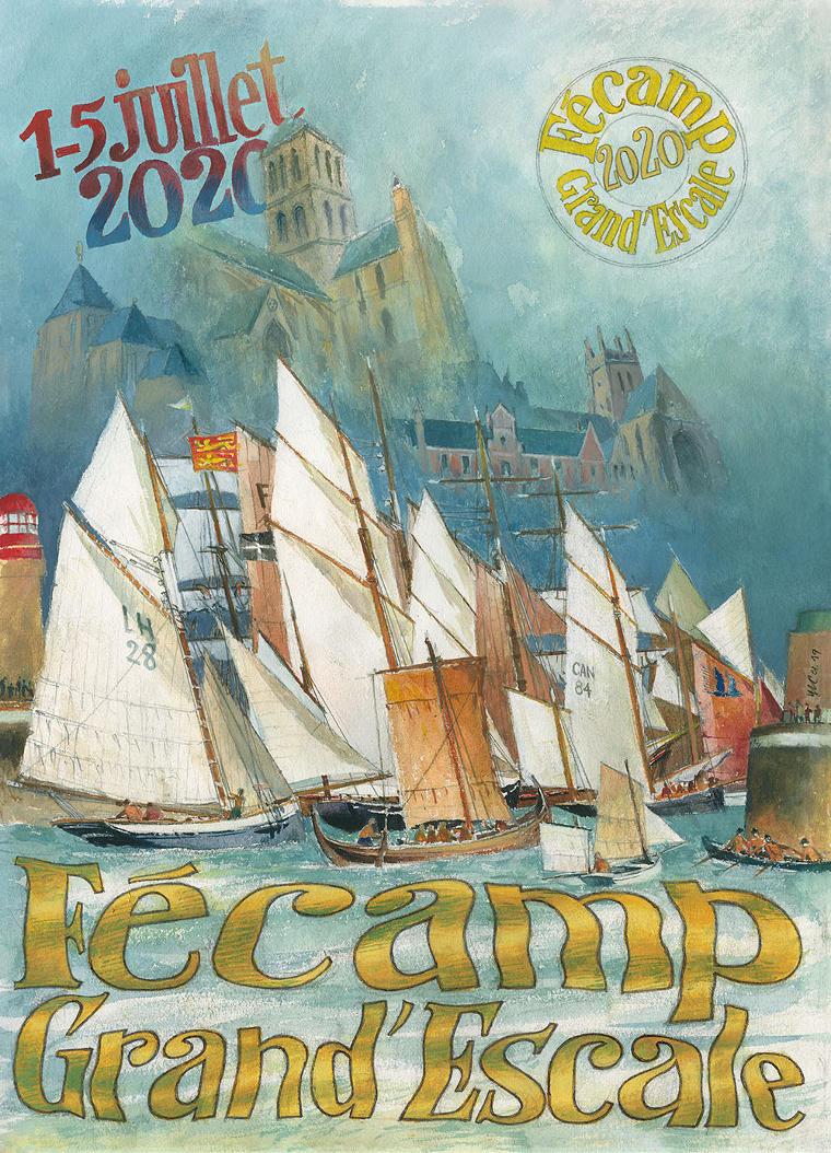 FECAMP GRAND'ESCALE